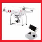 Drone Dji Phantom 3 Standard, Lacrado, Pronta Entrega - Novo