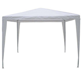 Toldo Carpa Armable Blanco 3x3mts Patio Jardin Evento E4f