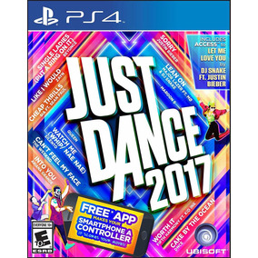 Just Dance 2017 - Playstation 4 Ps4 Fisico Sellado