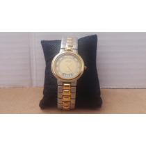 Reloj Lobor Collection Baño De Oro 14 K Japan Movt
