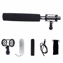 Microfono Boya By-pvm1000l Shotgun Microphone Condenser