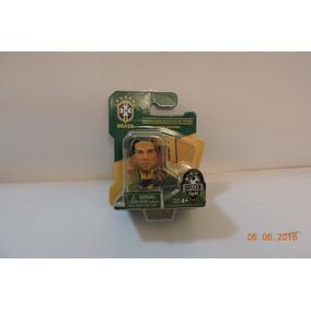Boneco Daniel Alves Mini Craque Original Cbf Miniatura Copa