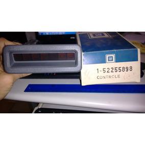 Check Control Cinza Kadett Gsi Até 1994 Original Gm 52255898