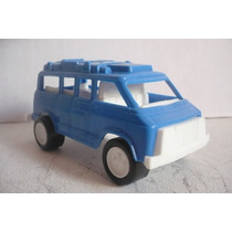 Ambulancia Cruz Roja - Camion Van De Juguete Escala