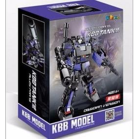 Transformers Kbb Megatron Tanque Negro