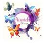 Diseños, Tarjetas, Invitaciones Y Demás Acuarela Design