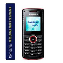 Samsung E2120 Cám Vga Sms Mms Reprodutor Mp3 Radio Fm