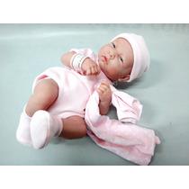 Boneca Newborn Real Girl Berenguer