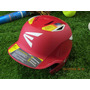Easton Z7 Dual Finish 2016 / Casco Adulto Rojo Baseball