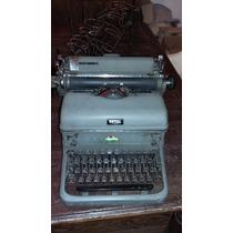 Maquina De Escribir Royal Funcionando