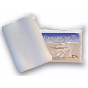 2 Almohada Inteligente Suavestar Thermosense Viscoe Cervical
