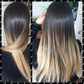 Extensiones de cabello natural fotos