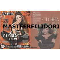 Gloria Trevi Revista Vida Latina Usa Octubre 2014