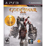 God Of War Saga Ps3 - Fisico Y Sellado 5 En 1 - Warp Zone*