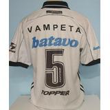 Camisa Do Corinthians Topper Original Ídolo Vampeta 1999- 20