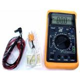 Multimetro Digital Mu118 Capacimetro Nuevo