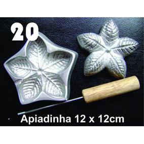 Frisador Modelagem De Flores Em Tecidos E Eva Apiadinha 20