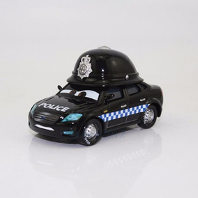Disney Cars 2 Police Doug Speedcheck Original Mattel Loose