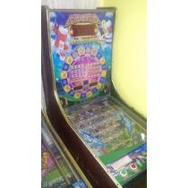 Maquinas Pinball Traga Monedas 5 Pelotas Trabajando
