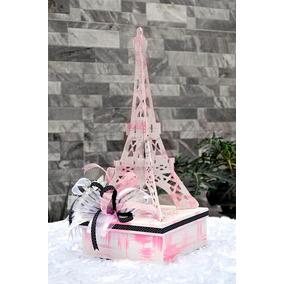 Centro De Mesa Torre Eiffel