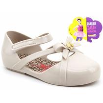 Sapatilha Infantil Grendene Barbie Ballet 21471 Loja Pixolé