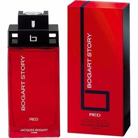 Perfume Jacques Bogart Bogart Story Red Masculino Edt 50ml