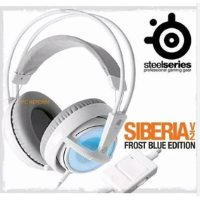 Headset Original Steelseries Siberia V2 Frost Blue P Entrega
