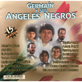 Cd Germain Y Sus Angeles Negros 15 Exitos