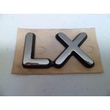 Emblema Insignia (lx) Para Ford Fiesta 96/99 Nuevo