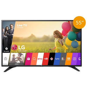 Smart Tv Led 55 Lg 55lh6000 Full Hd, 3 Hdmi, 2 Usb, Wi-fi