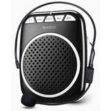Microfono Vincha Portatil Parlante Altavoz Usb Amplificador