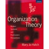 Hatch - Organization Theory
