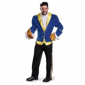 Disfraz De Principe Bella Y Bestia Para Adultos Envio Gratis