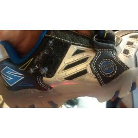 Zapatillas Con Luces Skechers T 21/22