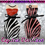 Kit Imprimible Cajitas Vestido Diva Cumple 15 Boda Despedida