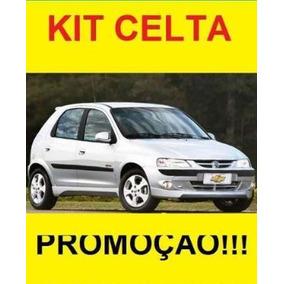 Kit Celta 00/06 Spoiler Lat + Diant + Tras + Aerofolio