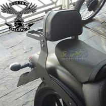 Sissy Bar / Encosto Dalavas Modelo Esportivo - Vulcan 650 S