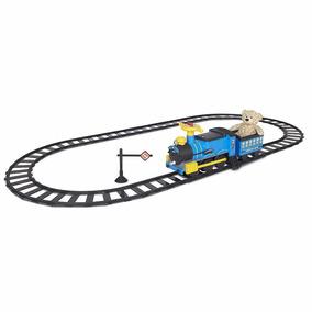 Tren Montable Eléctrico Imaginarium Con Vías, Diviértete