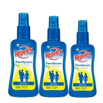 Kit Com 3 Spray Líquido Repelente De Isentos 300ml Cada Re