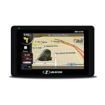Navegador Gps H-buster Hbn4310p 4,3 Polegadas Touch Screen