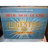 Libro Medio Siglo Del Cine Argentina Sono Film (c.españa)