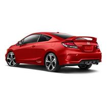 Honda Civic Coupe 2014 Aleron Modelo Catalogo Agencia