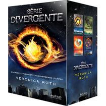 Box Coleção Divergente (4 Volumes) - Promoção Imperdível !!!