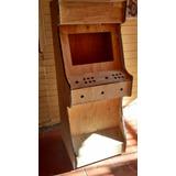 Mueble Arcade De Madera