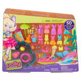 Polly Pocket Día De Modas En La Playa - Envío Gratis