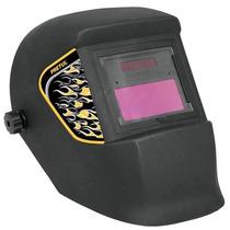 Careta Electrónica Para Soldar Sombra 9-13 Pretul 26006