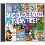 Combo Audiolibro 52 Cuentos Infantiles Voz Humana En Mp3