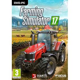 Farming Simulator 2017 - Simulador Fazenda 100% Portugues Pc