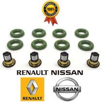Kit Reparo Bico Injetor Nissan Sentra Tiida Versa Qualidade!