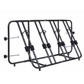 Rack Portabicicletas Pickup Compacto Capacidad 4 Bicicletas